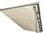Rideau d'ombrage pour toit terrasse TT 3030 AL