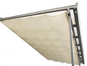 Rideau d'ombrage pour toit terrasse TT 3042 AL